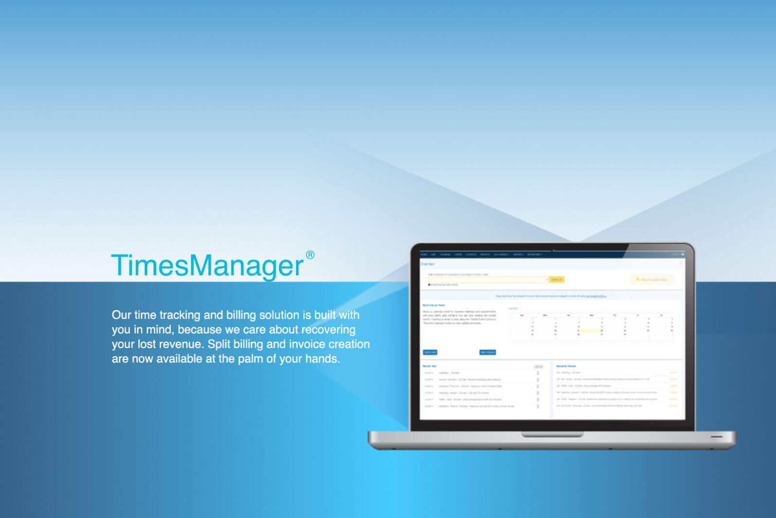 TimesManager by JDi Data