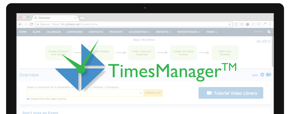 TimesManager Online Billing Time Tracking Software Available Now